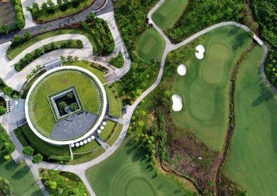 Ba Na Hills Golf Club - Clubhouse