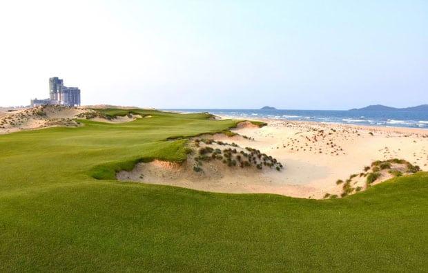 Best golf in Danang