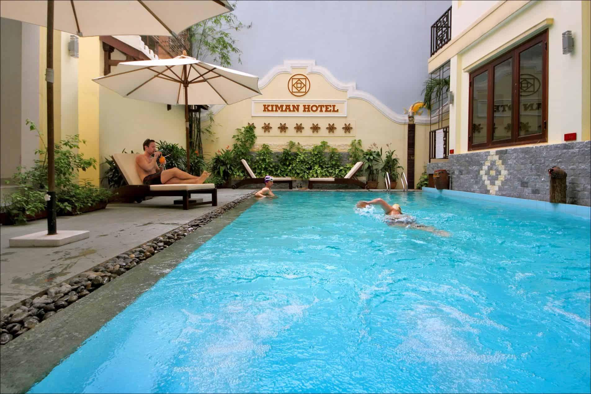 Kim An Hotel Hoian